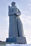 Alyosha. Monumento al soldado Foto de archivo