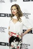 Alysia Reiner Arrives am 17. Tribeca-Film-Festival stockfotos