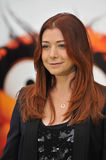 Alyson Hannigan stockbilder