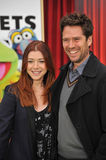 Alyson Hannigan,  Royalty Free Stock Image
