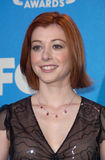 Alyson Hannigan Stock Photo