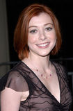 Alyson Hannigan Stock Photography