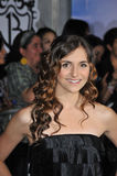 Alyson Stoner, Jonas Brothers Royalty Free Stock Photography