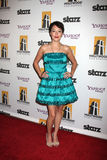 Alyssa Lobit arriving at the 13th Annuall Hollywood Film Festival Awards Gala Ceremony Stock Photo