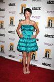 Alyssa Lobit arriving at the 13th Annuall Hollywood Film Festival Awards Gala Ceremony Royalty Free Stock Photos