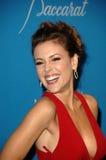 Alyssa Milano Imagens de Stock Royalty Free