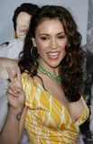 Alyssa Milano Royalty Free Stock Photos