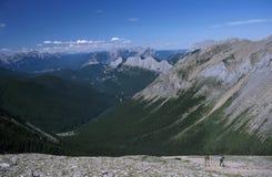 Alza del horizonte del sulfuro Imagen de archivo