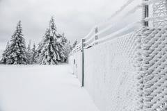 Alza del invierno Foto de archivo