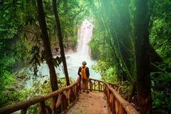 Alza en Costa Rica fotografía de archivo