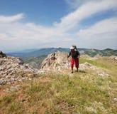 Alza en Crimea Fotografía de archivo libre de regalías