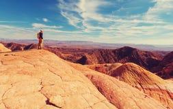 Alza en Utah Imagen de archivo libre de regalías