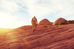Alza en Utah Foto de archivo libre de regalías