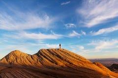 Alza en Utah Imagen de archivo