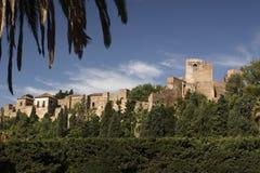 Alzacaba in Malaga Stock Photo