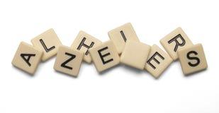 Alzheimers obraz stock