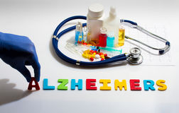 Alzheimers Royalty Free Stock Photo