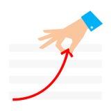 Améliorez les affaires 2 Images stock