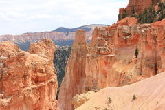 América Bryce Canyon Fotos de Stock Royalty Free