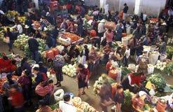 AMÉRICA LATINA GUATEMALA CHICHI Fotografía de archivo libre de regalías