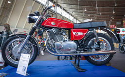 Américain Eagle SS, 1969 de Laverda de moto Photos stock