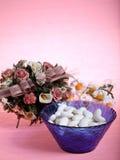 Amêndoas do açúcar Imagem de Stock
