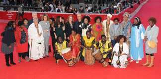 Am102811-africanwomen- Stock Foto