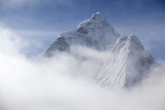 Ama Dablam. Stock Photo