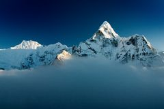 Ama Dablam Royalty Free Stock Image