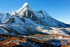 Ama Dablam Royalty Free Stock Photo
