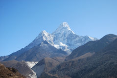 Ama Dablam Royalty Free Stock Photos