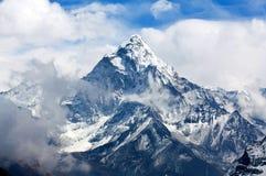 Ama Dablam góra, Nepal Zdjęcie Stock