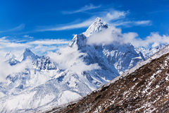 Ama Dablam, Himalaya Stock Photography