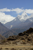 Ama Dablam Royalty Free Stock Images