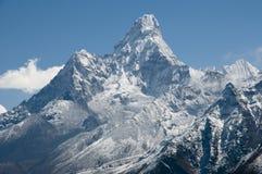 Ama Dablam - Nepal Stock Photo