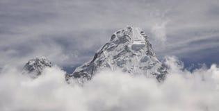 Ama dablam sagarmatha national park Stock Image
