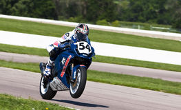 AMA Pro Road Racing:  August 02 Tornado Nationals Stock Photo