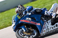 AMA Pro Road Racing:  August 02 Tornado Nationals Royalty Free Stock Image