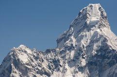 amadablam nepal Fotografering för Bildbyråer