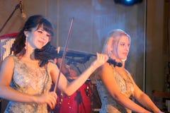 Amadeus band Royalty Free Stock Images