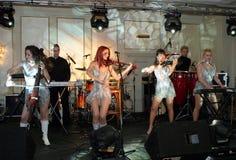 Amadeus band Royalty Free Stock Photo