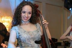 Amadeus band. Amadeus is a romanian clasic music quartet Stock Photography