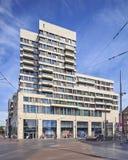 Amadeus som bygger 2014, planlade vid Bedaux de Brouwer arkitekter, Haag, Nederländerna Royaltyfria Foton