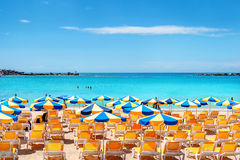 Amadores beach. Gran Canaria, Canary islands, Spain stock photos