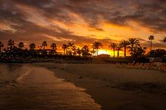 Amadores Beach stock photo