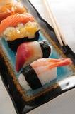 Amaebi sushi Royalty Free Stock Photography