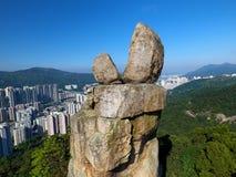 Amah Rock Close-up Stock Image