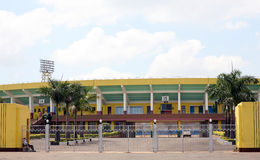 Amahoro Stadium Stock Photo