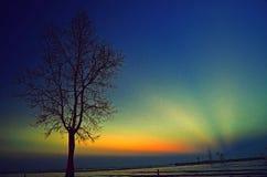 Amal plaża Obrazy Stock