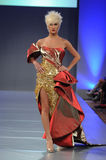 Amal Sarieddine - New York Fashion Week Royalty Free Stock Images